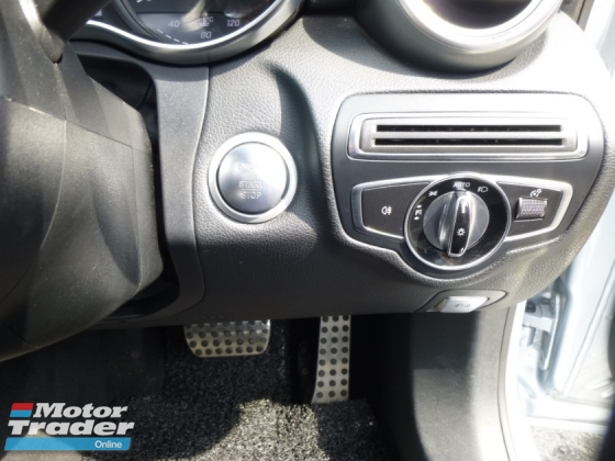 2016 MERCEDES-BENZ C-CLASS 200 AMG COUPE. GENUINE MILEAGE. HIGHEST GRADE CAR. PROVIDE WARRANTY. C180 C300 BMW AUDI