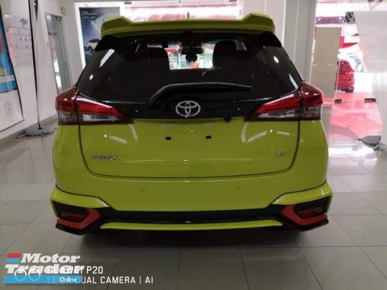 2019 TOYOTA YARIS 1.5G Hatchback