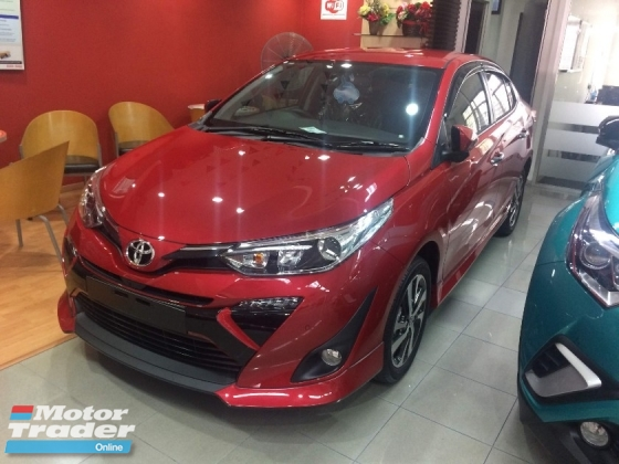 2019 TOYOTA VIOS 1.5G (AT) - Fast delivery