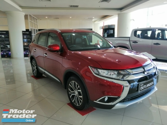 2019 MITSUBISHI OUTLANDER 2.0 SUV MIVEC DISCOUNT 6000 + SPECIAL FREE GIFT