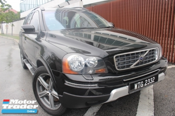 2010 VOLVO XC90 2.4 DIESEL POWERFULL ENGINE