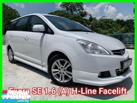 2011 PROTON EXORA 1.6 H-LINE SE (A) All Part Keep In Top Condition Confirm Accident Free Confirm No Repair Need Worth Buy