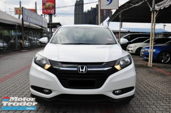 2015 HONDA HR-V 1.8 E Enhance Model