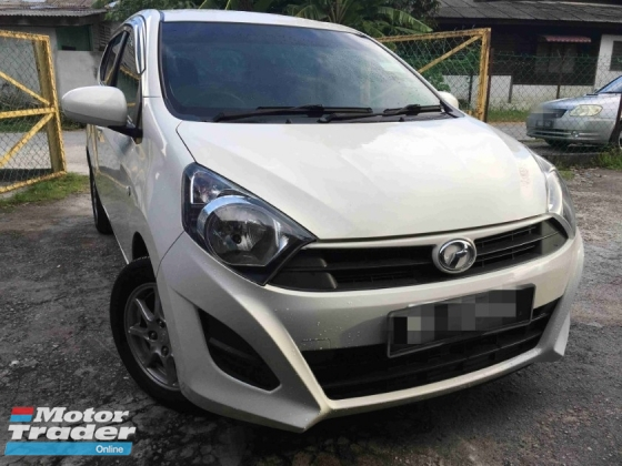 2015 PERODUA AXIA 1.0 G (A) One Owner Low Mileage
