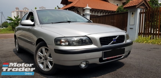 2003 VOLVO S60  2.0 auto turbo