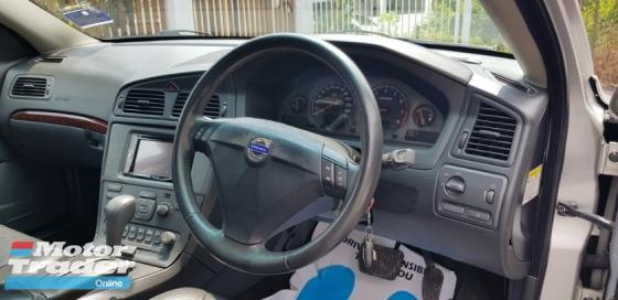 2003 VOLVO S60  2.0 auto turbo