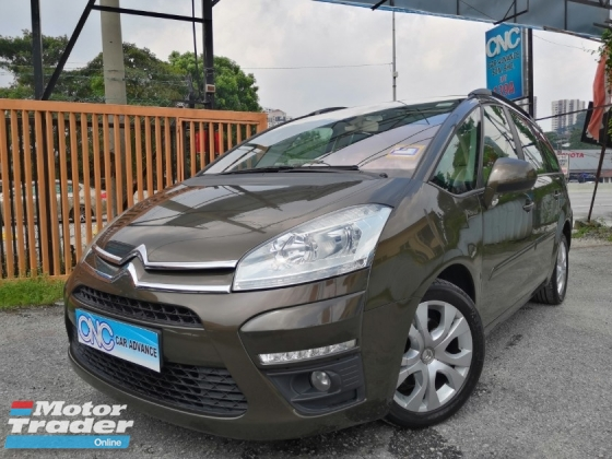 2011 CITROEN GRAND C4 PICASSO 1.6 Turbo Facelift