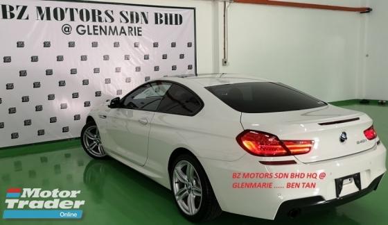 2013 BMW 640i 2013 BMW 640i M-SPORT GRAN COUPE 3.0 TWIN POWER TURBO JAPAN SPEC UNREG