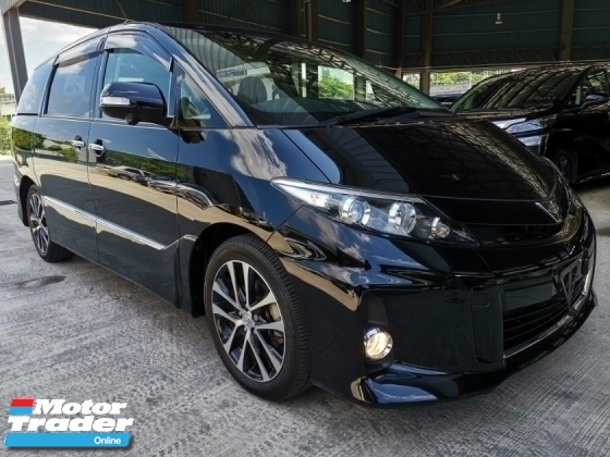 2015 TOYOTA ESTIMA 2.4 Aeras Premium Roof Monitor Unreg Sale Offer