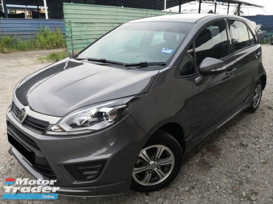2015 PROTON IRIZ 1.3 (A) TIPTOP GOOD CONDITION