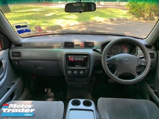 1996 HONDA CR-V CR-V 2.0 (A) IMPORTED 1 OWNER RAYA SALE