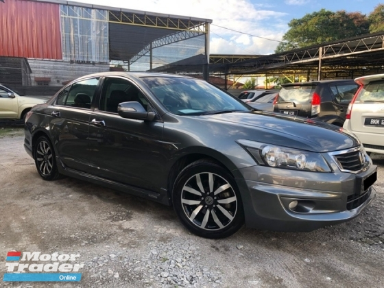 2008 HONDA ACCORD 2.4 VTI-L