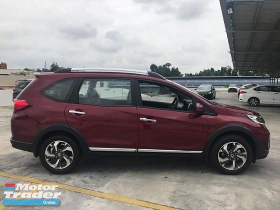 2019 HONDA BR-V 1.5L E HARI RAYA PROMOTION!