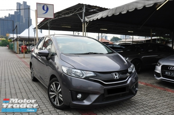 2016 HONDA JAZZ 1.5 V i-VTEC High Spec Genuine Year Make 2016