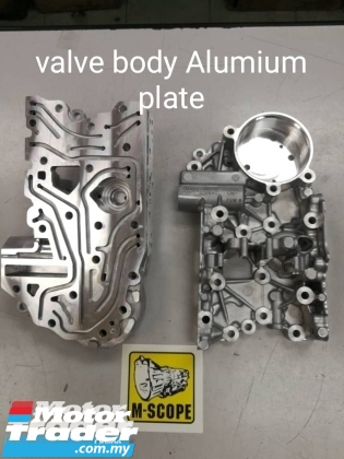 AUDI VOLKSWAGEN VALVE BODY ALLUMINIUM AUTOMATIC TRANSMISSION GEARBOX PROBLEM NEW USED RECOND AUTO CAR SPARE PART MALAYSIA