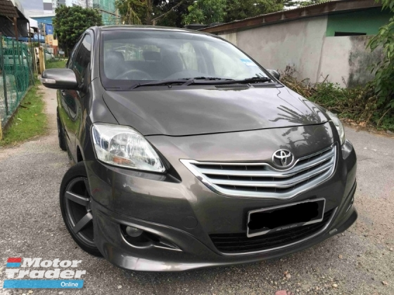 2011 TOYOTA VIOS 1.5G Facelift (AT) One Owner Low Mileage