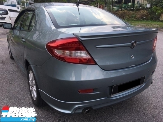 2011 PROTON PERSONA 1.6 AUTO HI-LINE SE Leather Seat 1Jam LULUS Promotion Bank