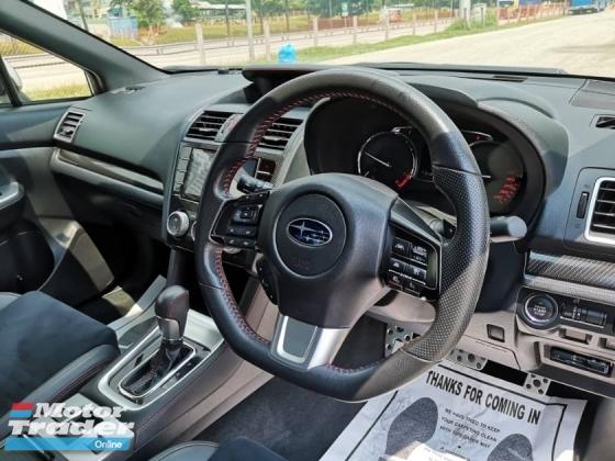 2016 SUBARU WRX S4 2.0 (A) All Wheel Drive