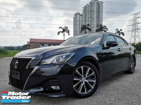 2016 TOYOTA CROWN Athlete S 2.0 (A) Turbo 8 Speed