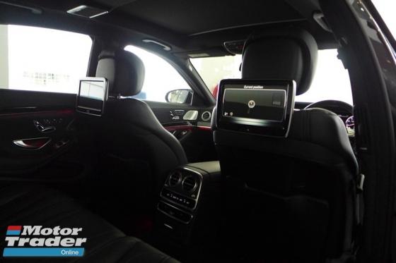 2016 MERCEDES-BENZ S-CLASS S63 AMG LONG