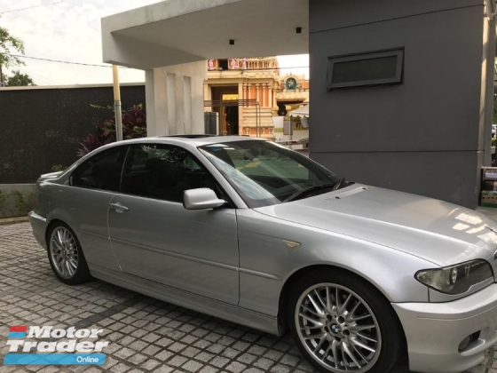 2003 BMW 3 SERIES 330CI M sports