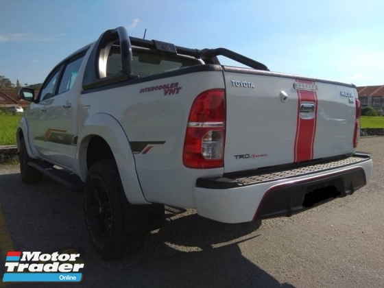 2015 TOYOTA HILUX 2.5 (A) TRD Sportivo MUST VIEW