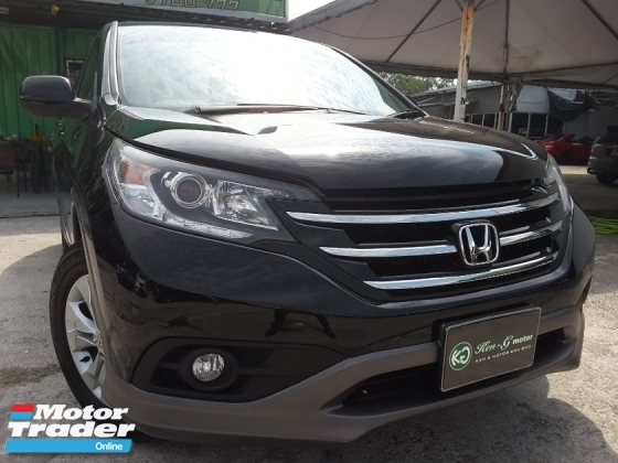 2014 HONDA CR-V PREMIUM AWD 1% D/P ORIGINAL CONDITIONS