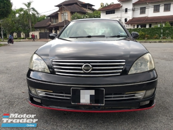 2006 NISSAN SENTRA 1.8- auto-limited