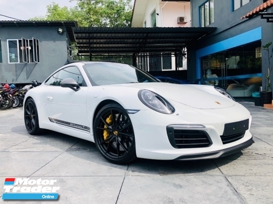 2018 PORSCHE 911 (991.2) CARRERA T 3.0 TWIN TURBOCHARGED FULLY LOADED