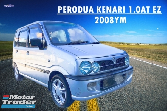 2008 PERODUA KENARI 1.0AT SPORT EDITION
