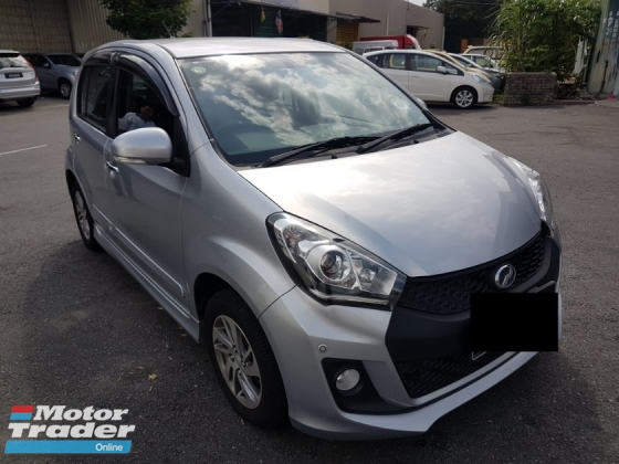 2016 PERODUA MYVI 1.5 A AVANGE HIGH SPEC VERY LOW MILEAGE 13K ONLY