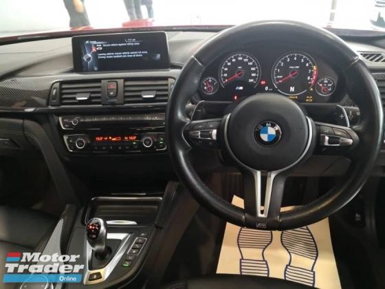 2015 BMW M4 3.0 DCT COUPE Sakhir Orange Metallic