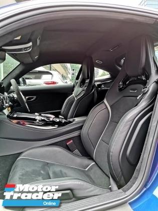 2017 MERCEDES-BENZ GTR AMG 4.0L V8 Biturbo