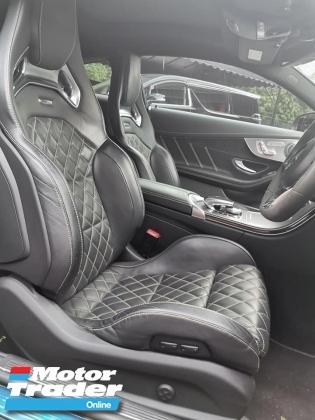 2016 MERCEDES-BENZ C63 S 4.0L V8 Twin-Turbo