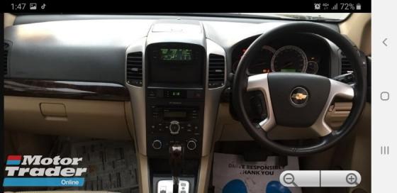 2011 CHEVROLET CAPTIVA 2.4 auto