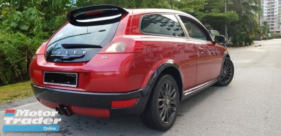 2009 VOLVO C30 2.4 auto