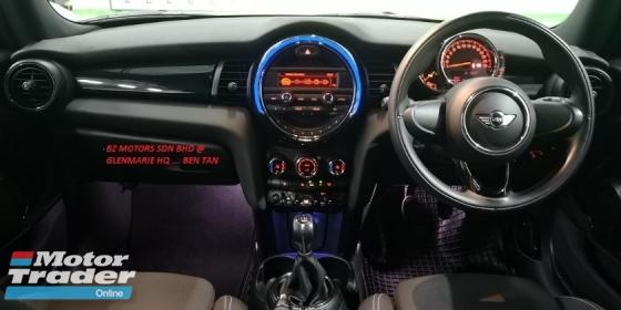 2014 MINI 3 DOOR 2014 MINI COOPER S 1.5M TWIN TURBO NEW FACELIFT JAPAN SPEC SELLING PRICE ( RM 113,000.00 NEGO )