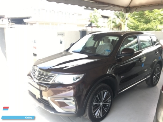 2019 PROTON X70 FULL LOAN.HIGH TRADE IN.CCRIS CAN LOAN