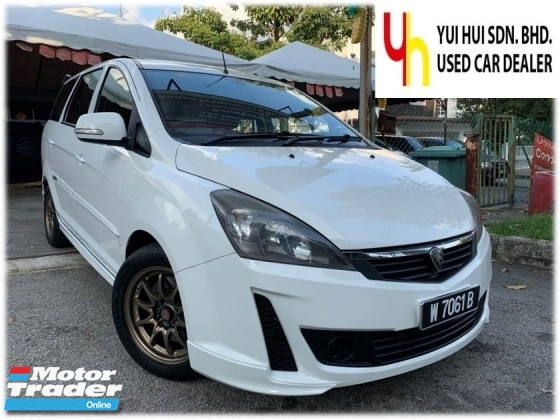 2013 PROTON EXORA 1.6 BOLD (A) FULL SPEC 1 LADY OWNER