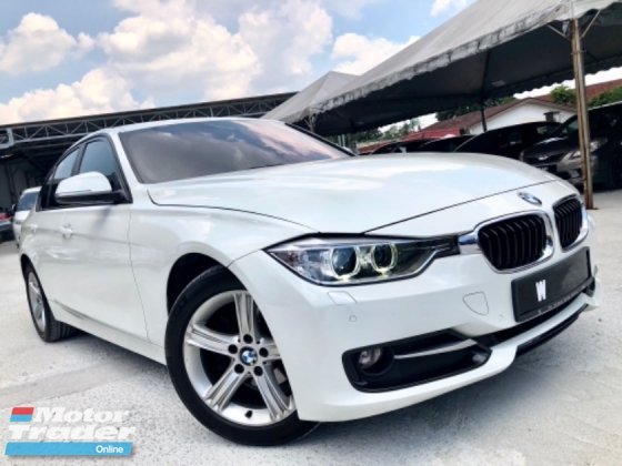 2014 BMW 3 SERIES 316i (A) SPORT VERSION FACTORY CONDITION