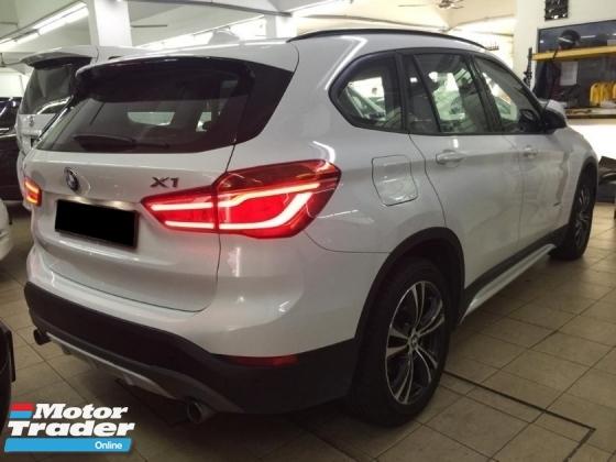 2015 BMW X1 SDrive 20i 45K KM Full Service Under Warranty Until 2020