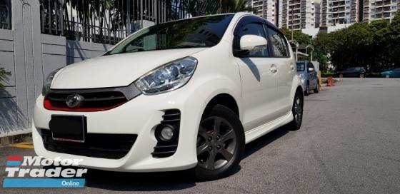 2015 PERODUA MYVI 1.3 SE auto