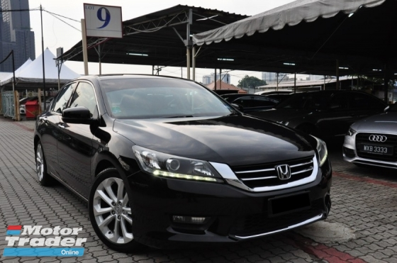 2015 HONDA ACCORD Genuine Year Make 2015 2.0 VTI-L Under Warranty by Honda