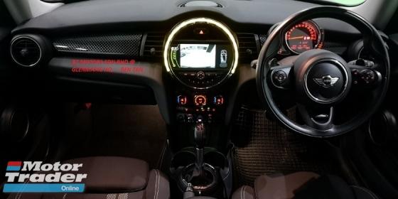2014 MINI Cooper S 2014 MINI COOPER S 1.5M TWIN TURBO NEW FACELIFT JAPAN SPEC SELLING PRICE ( RM 135,000.00 NEGO )