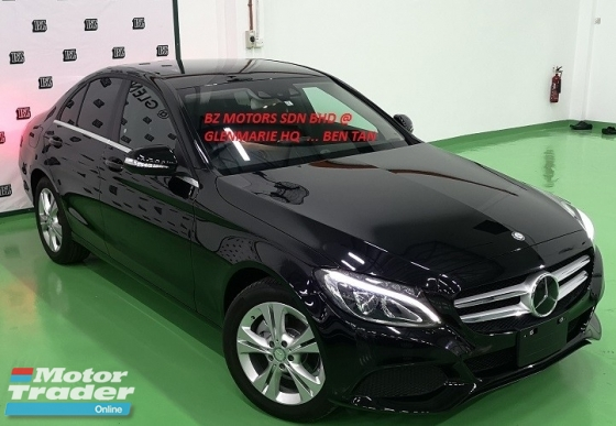 2014 MERCEDES-BENZ C-CLASS 2014 MERCEDES BENZ C180 1.8 SE FACELIFT JAPAN SPEC CAR SELLING PRICE ONLY  ( RM 155,000.00 NEGO )