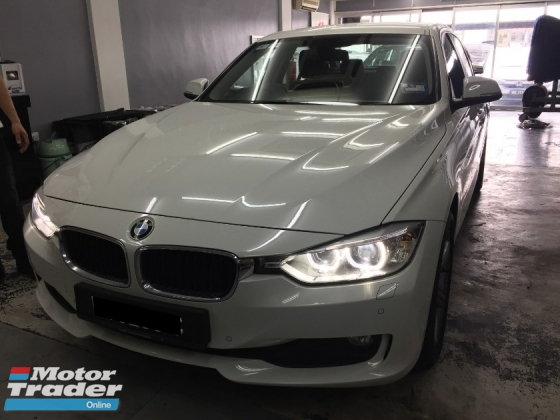 2014 BMW 3 SERIES 316I 57K KM Full Service Record Actual Year Make 2014