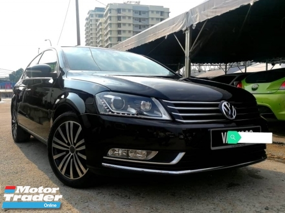 2015 VOLKSWAGEN PASSAT 1.8  TSI Sedan, Full leather Seat,Full service VW,Under Warranty by VW,Accident Free,Low Mileage