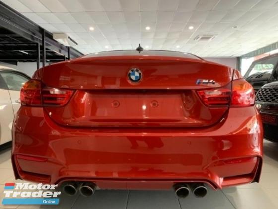 2015 BMW M4 3.0 COUPE UNREG