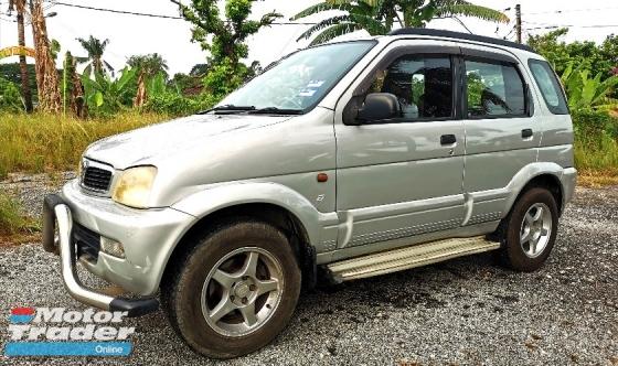 2002 PERODUA KEMBARA 1.3 AUTO