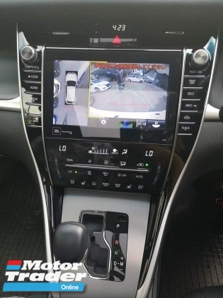 2018 TOYOTA HARRIER 2.0 TURBO PREMIUM ADVANCE